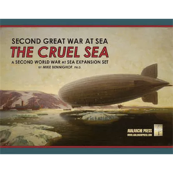 Second World War at Sea: The Cruel Sea