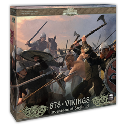878 Vikings: Invasions of England (2nd Edition)