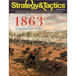 Strategy & Tactics: Issue 297: 1863