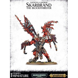 Blades of Khorne Skarbrand the Bloodthirster