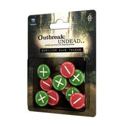 Outbreak Undead 2nd Edition: Survivor's Tokens