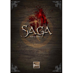 Saga: Book of Battles (2nd Ed.)