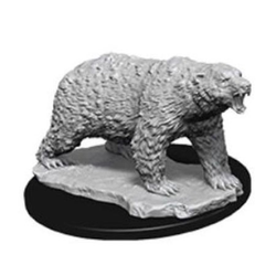 Pathfinder Deep Cuts (Unpainted): Polar Bear