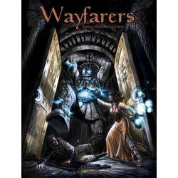 Wayfarers RPG: Player's Reference Book