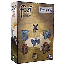 Fief: France 1429 -  Buildings Pack