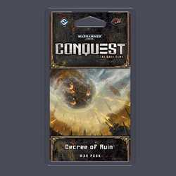 Warhammer 40,000: Conquest LCG – Decree of Ruin