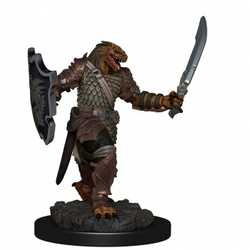 Icons of the Realms Premium Figures: Dragonborn Female Paladin