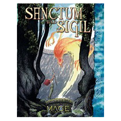 Mage: The Awakening: Sanctum And Sigil, Inbunden