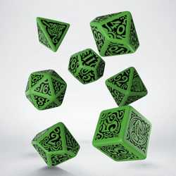 Call of Cthulhu The Outer Gods Cthulhu Dice Set (7)