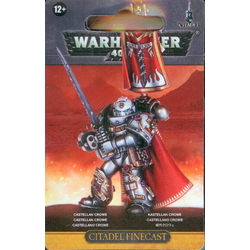 Grey Knights Castellan Crowe (finecast)