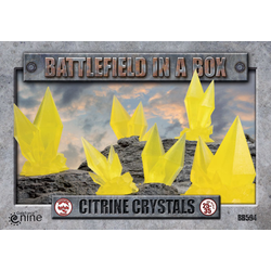 Battlefield in a Box: Citrine Crystals