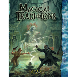 Mage: The Awakening: Magical Traditions, Inbunden