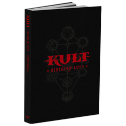 Kult 4th ed: Core Rulebook (Black edition)