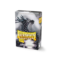 Dragon Shield Sleeves - Japanese Size Matte Slate (60 ct. in box)