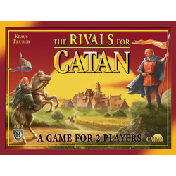 The Rivals for Catan (Standard ed)