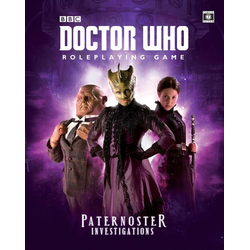 Doctor Who: Paternoster Investigations