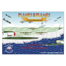 World in Flames: Planes in Flames (Collector's Edition)