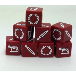 Saga: Age of Hannibal - Republican Roman Dice