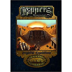 Rippers Resurrected: Frightful Expeditions (Savage Worlds)