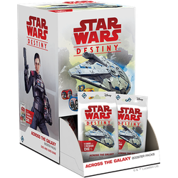 Star Wars: Destiny: Across the Galaxy Booster Display (36)