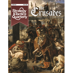 Strategy & Tactics Quarterly: Issue 7, The Crusades