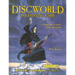 GURPS: Discworld Roleplaying Game (1998)