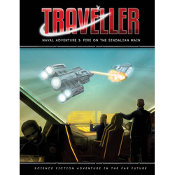 Traveller 4th ed: Fire on the Sindalian