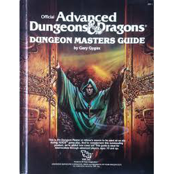 ADD: Dungeon Master's Guide