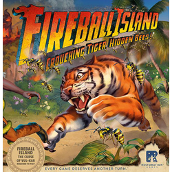 Fireball Island: The Curse of Vul-Kar - Crouching Tiger Hidden Bees!