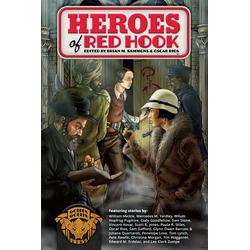 Call of Cthulhu: Heroes of Red Hook (roman)