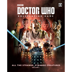 Doctor Who: All the Strange, Strange Creatures
