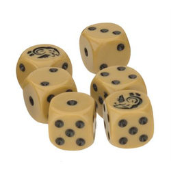 TANKS: Italian Dice Set (6)