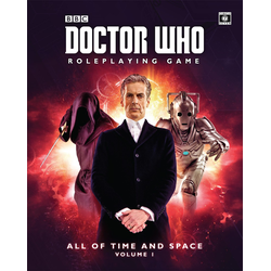 Doctor Who: All of Time and Space Volume 1