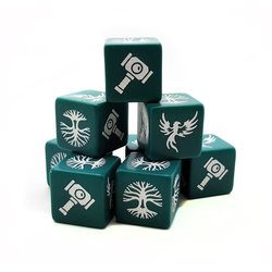 SAGA: Age of Magic - Order Dice