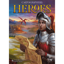 Cartographers: Heroes (retail ed.)