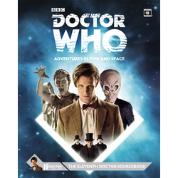 Doctor Who: The Eleventh Doctor Sourcebook