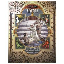 Ars Magica 5th ed: Grogs