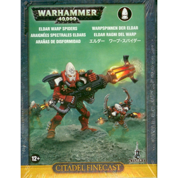 Eldar Warp Spiders (finecast)