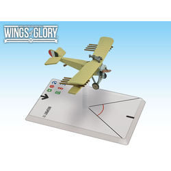Wings of Glory: WW1 Nieuport 11 (Ancillotto)