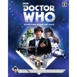 Doctor Who: The Second Doctor Sourcebook