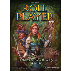 Roll Player: Fiends & Familiars (regular)
