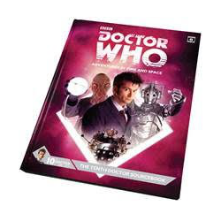 Doctor Who: The Tenth Doctor Sourcebook