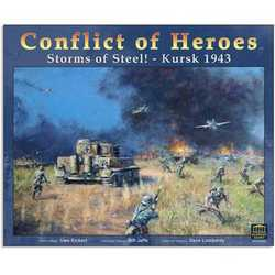 Conflict of Heroes: Storms of Steel 1st ed