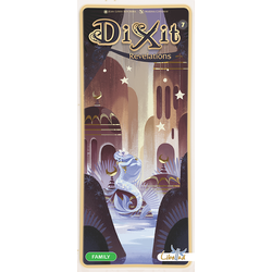 Dixit: Revelations - expansion 7 (sv. & eng. Regler)