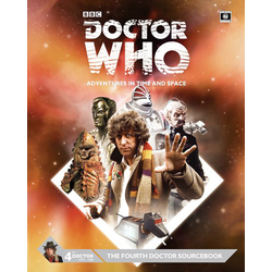 Doctor Who: The Fourth Doctor Sourcebook