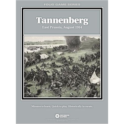 Folio Series: Tannenberg: East Prussia, August 1914