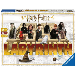 Labyrinth - Harry Potter (eng. regler)
