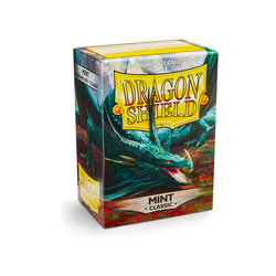 Dragon Shield Sleeves - Standard Mint (100 ct. in box)