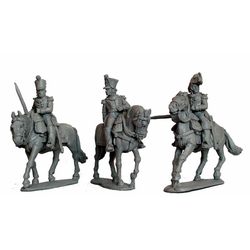Perry Miniatures: French Mounted Infantry Colonels