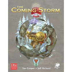 HeroQuest: The Coming Storm - The Red Cow Volume 1